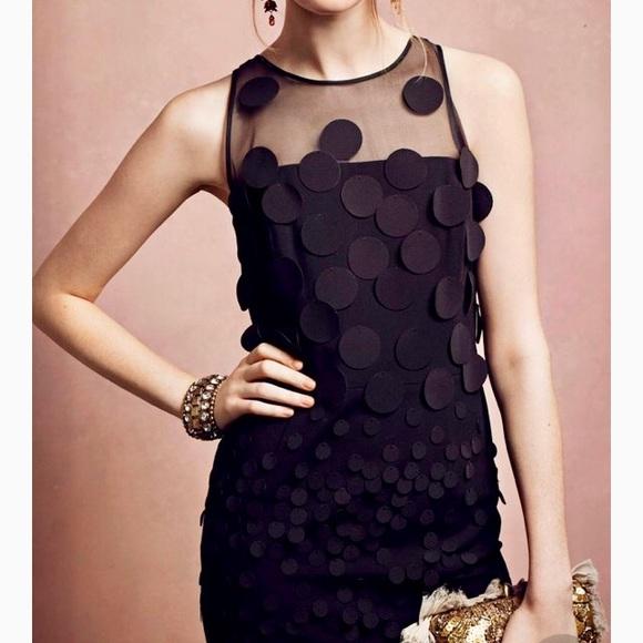 21039dde680b Anthropologie Dresses & Skirts - Anthropologie Maeve Effervescence polka  dot dress